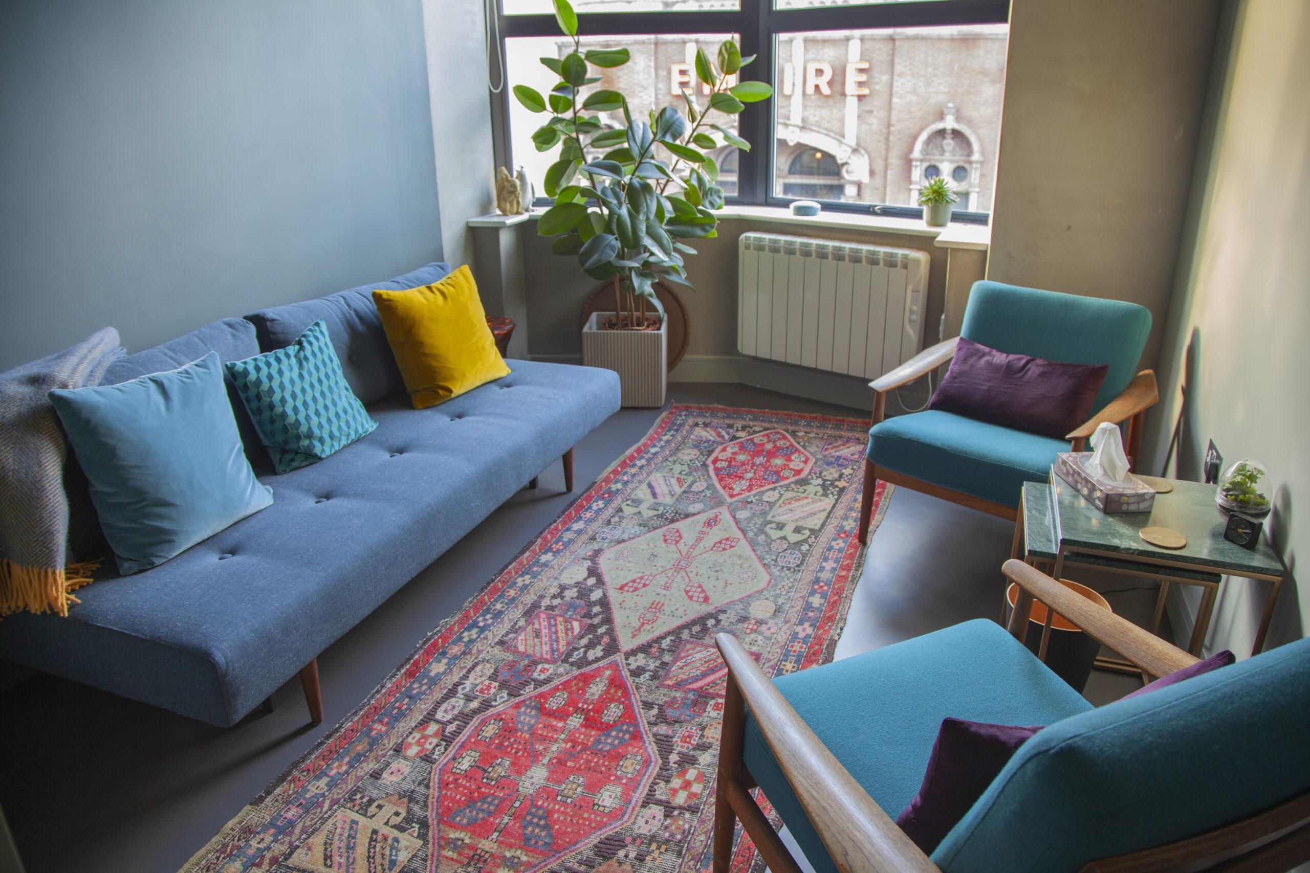 Hackney Consulting Rooms to Rent - Querencia Room Hackney Empire