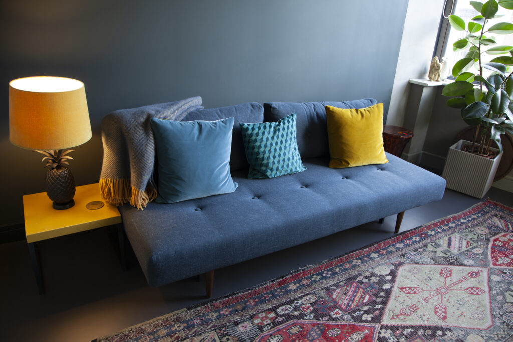 Hackney Therapy Rooms to Rent - Querencia Room armchair