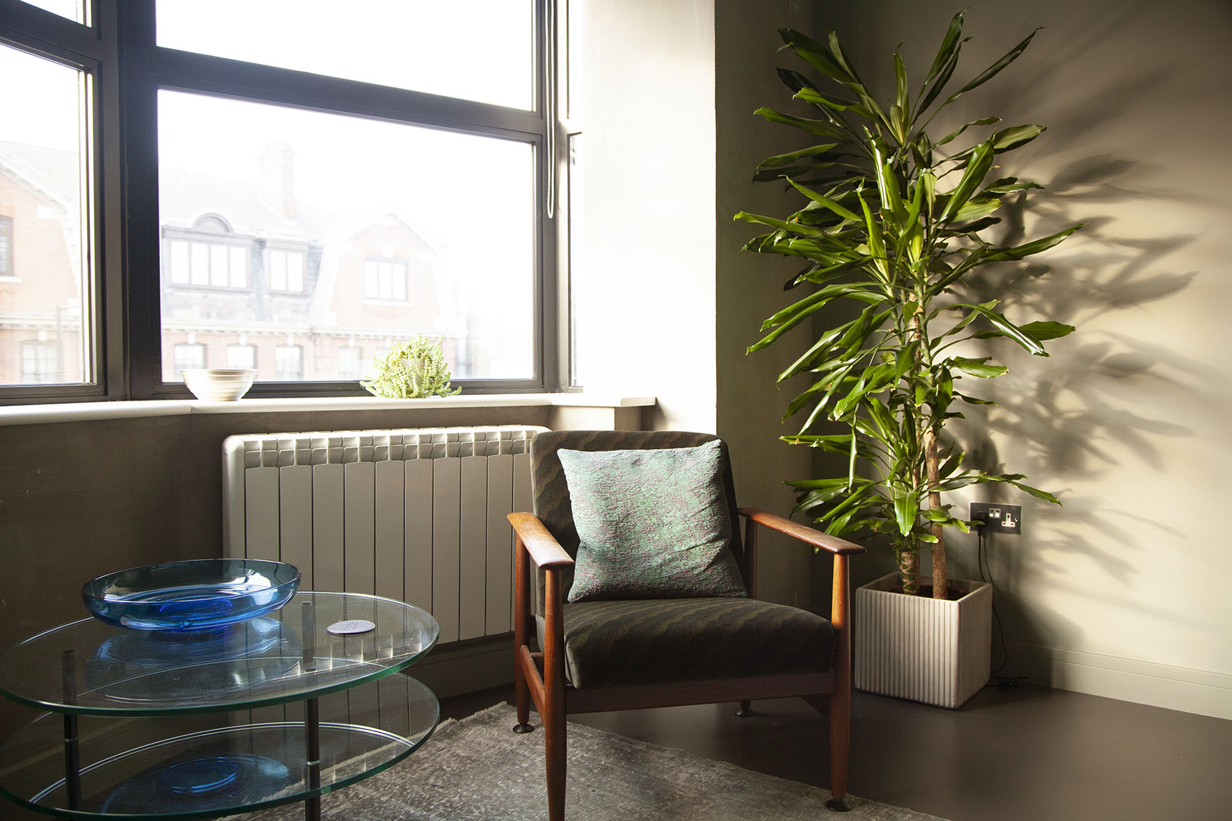 East London Therapy Rooms to Rent - Yaima Room